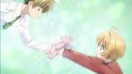 Clear Prologue - Sakura admits her feelings to Syaoran