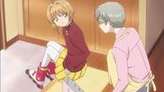 Clear Prologue - Sakura tells Yukito she hasn't got long