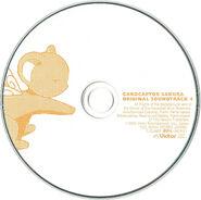 Cardcaptor Sakura Original Soundtrack 4 Disc