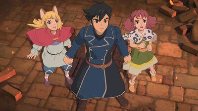 Playing 'Ni No Kuni II' Feels Like Embarking On Your Very Own Ghibli Adventure