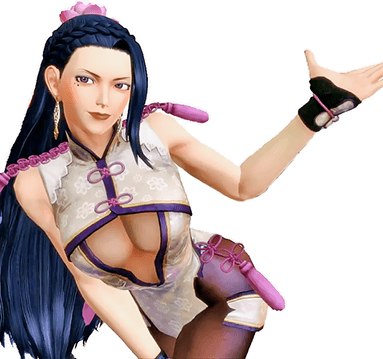 King of Fighters XIV Roster-Luong-kofxiv