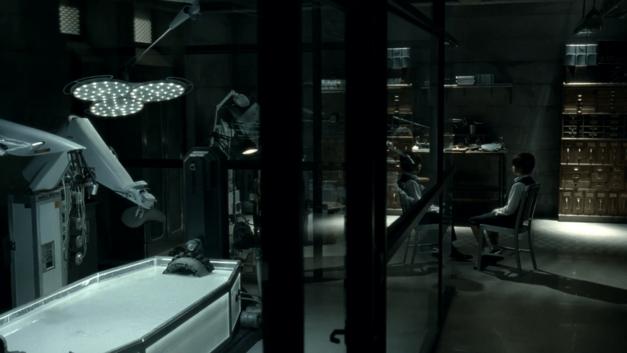 Westworld lab