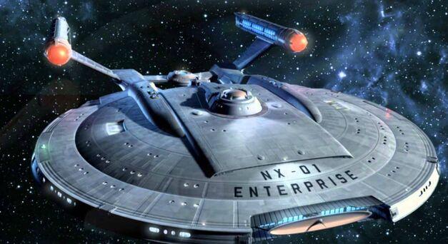 Enterprise Star Trek: Discovery