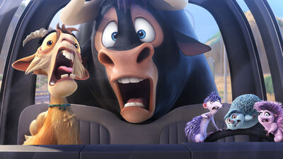 'Ferdinand' Review: A Missed Opportunity To Create a New 'Up'