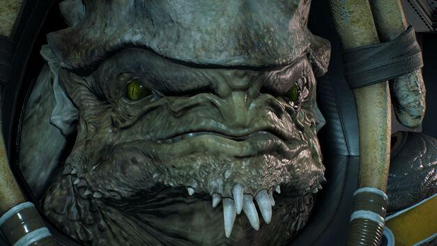 Drack Mass Effect Andromeda