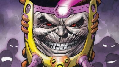 Ben Schwartz on His Role in Marvel's Animated 'M.O.D.O.K.' Series