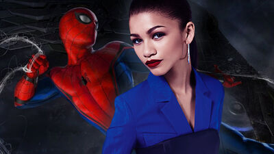 'Spider-Man: Homecoming' Reportedly Casts Zendaya as Mary Jane