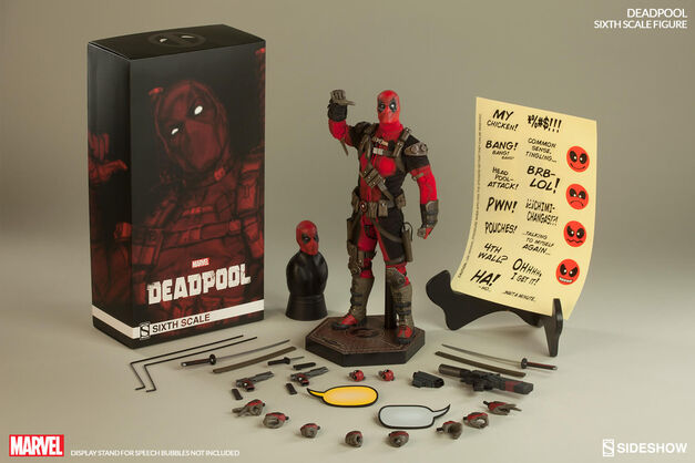 Deadpool-Sideshow-Figure