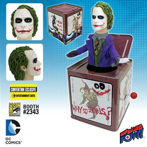 Film Comic Con Exclusives