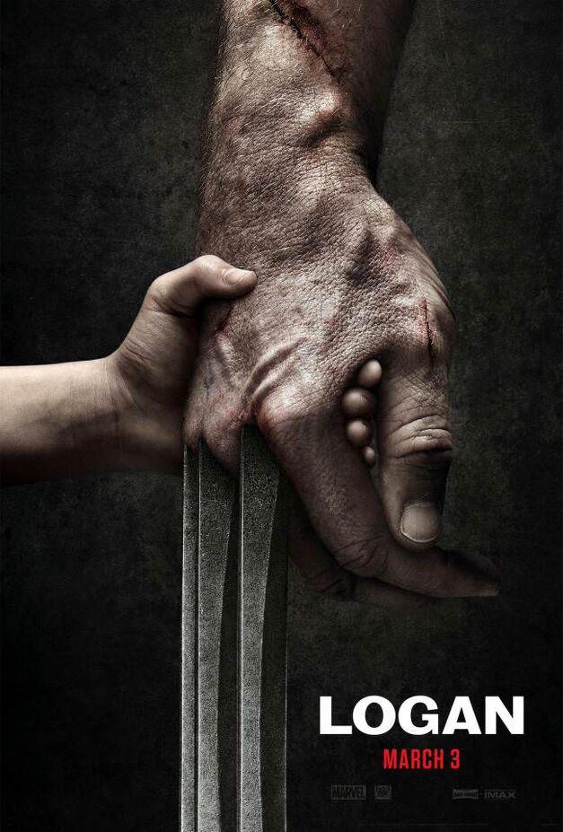Logan new poster