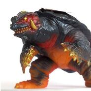 Burning Gamera