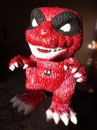Deadpool godzilla custom funko pop by edjka-d9srjdz