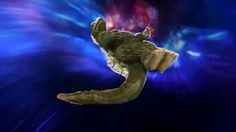 Godzilla vs. Megalon - Shooting Stars