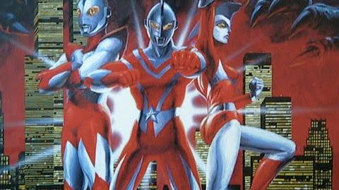 Ultraman USA (1987).