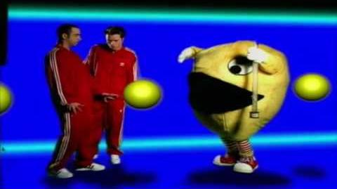 The original Here Comes Pacman