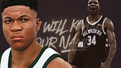 Giannis Antetokounmpo: From Greek Watch Seller to NBA 2K Coverstar