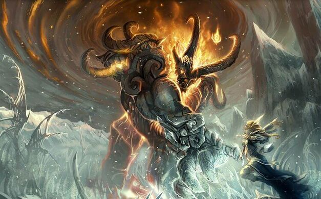 Sargeras World of Warcraft Legion
