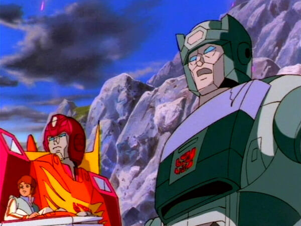 HotRod and Kup
