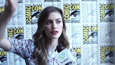 'The Originals': Phoebe Tonkin Interview