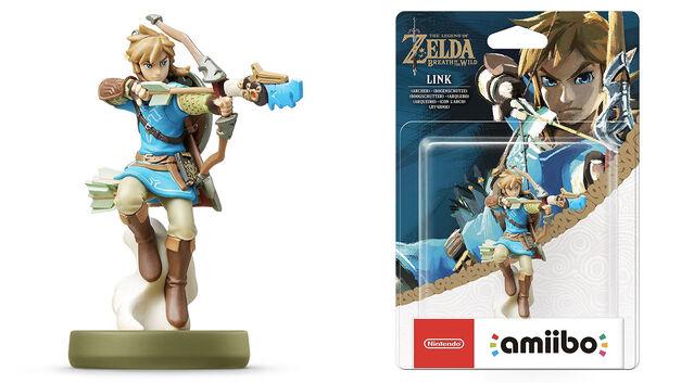 Archer Link amiibo
