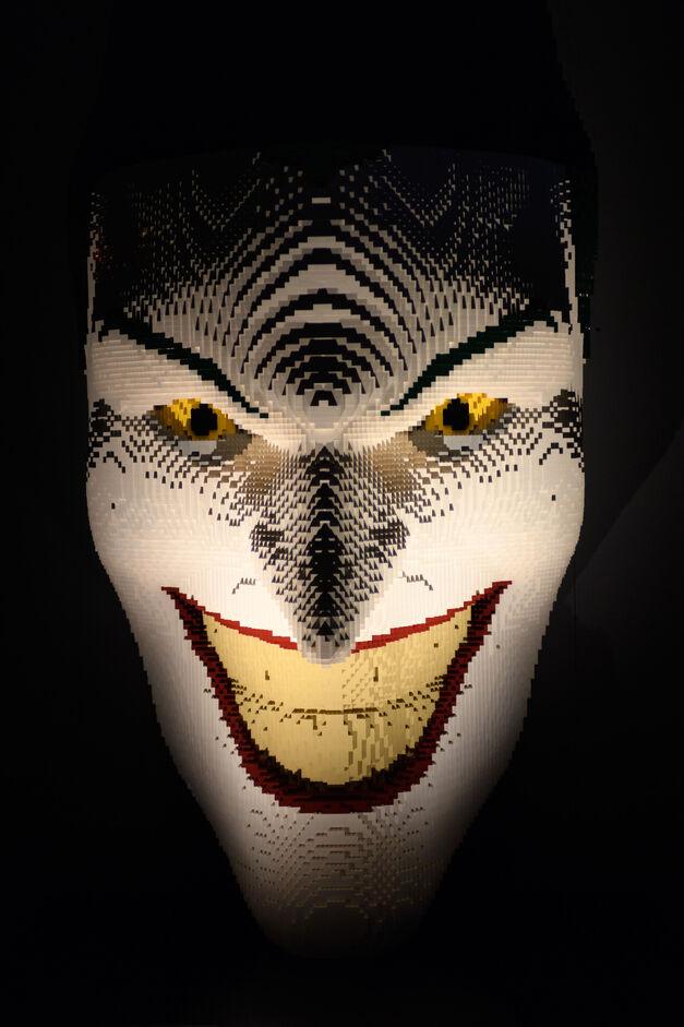 LEGO Joker Batman
