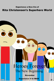 Heroes Forever 1 theatrical poster