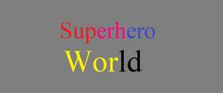 Rita Christensen's Superhero Saga logo