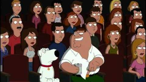 Ceauntay/'Family Guy: The Movie' Clip
