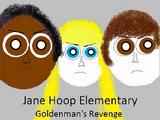 Jane Hoop Elementary: Goldenman's Revenge (soundtrack)