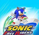 Sonic Riders 3: Freedom Riders