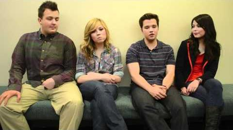 Ceauntay/'iCarly: The Sequel' Stars Talks About Their New Movie (Video)