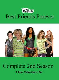 BFF Second Season Complete DVD
