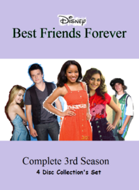 Best Friends Forever complete third season