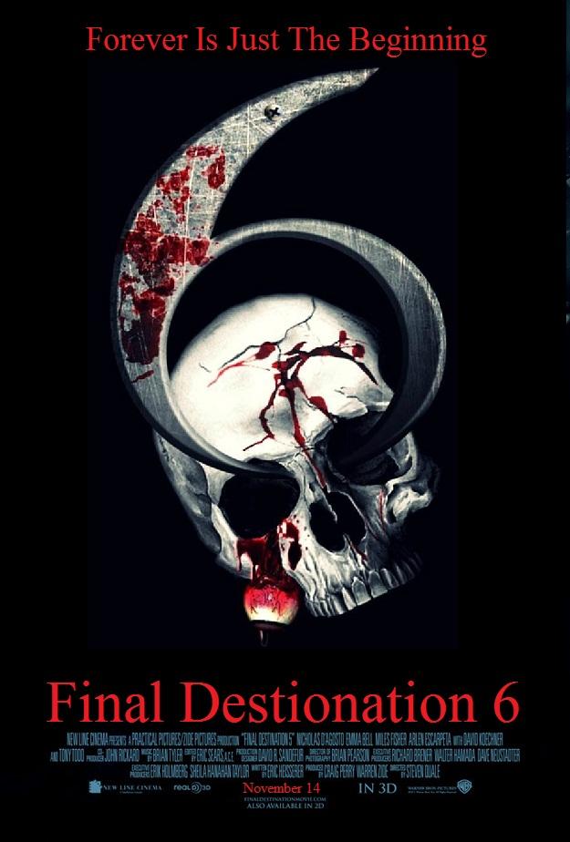 Final Destination 6 Release Date