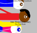 Jane Hoop Elementary: The Final Rush - Part 1 (soundtrack)