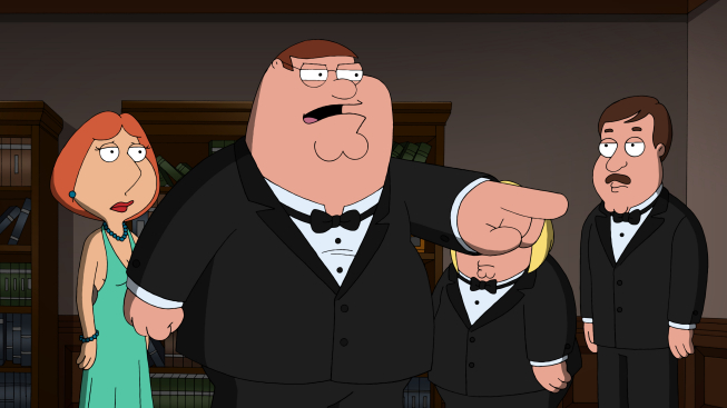 Talk:Family Guy: The Movie | Ceauntay Gorden's junkplace Wiki