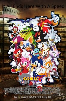 Sonic X The Final Chapter - Part 2 poster