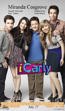 ICarly The Sequel Poster