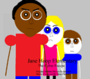 Jane Hoop Elementary: The Cyber Escape (soundtrack)