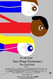 Jane Hoop Elementary The Final Rush Part 1 poster