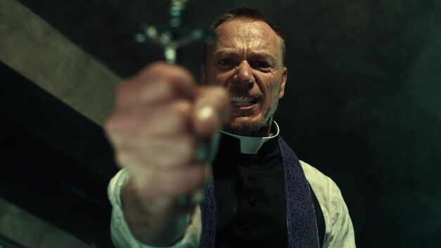 Father Marcus in The Exorcist