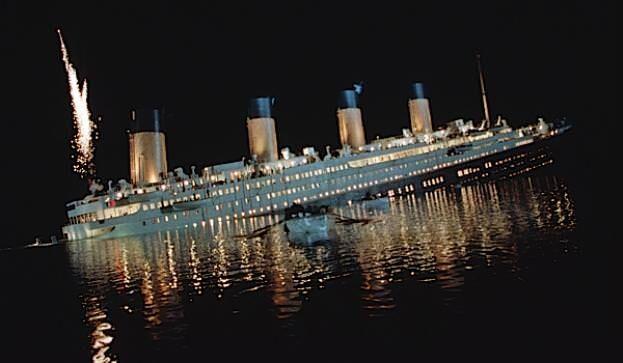 titanic-sinking-film