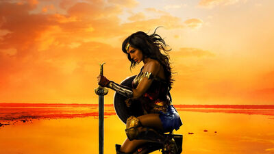 Patty Jenkins and Geoff Johns Showed Fans 'Wonder Woman' Clips and They Were Awesome