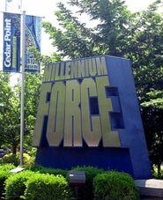 Millenium force cedar point