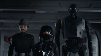 Fandom Reacts to 'Rogue One'