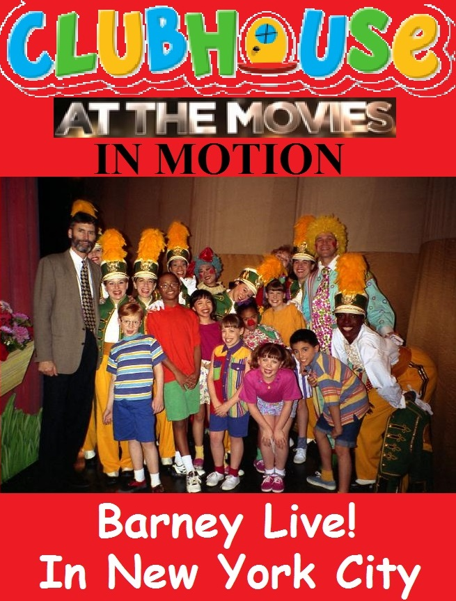 Category:Clubhouse At The Movies In Motion DVD | Celebration At The ...