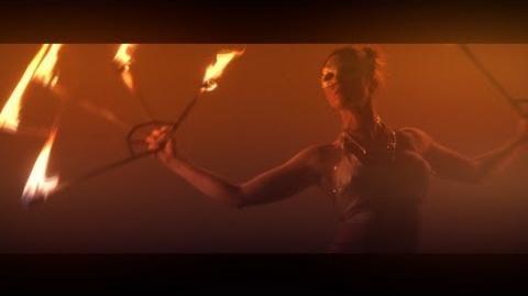 Rachel Jessee - Fire Dancer