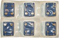 Starter studs in packaging