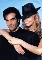 David and Claudia portrait