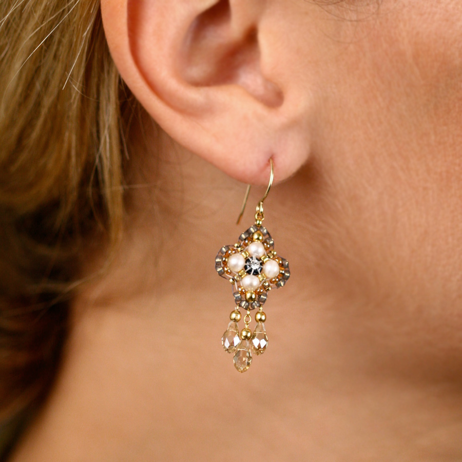Small Dangle Earrings Jpg